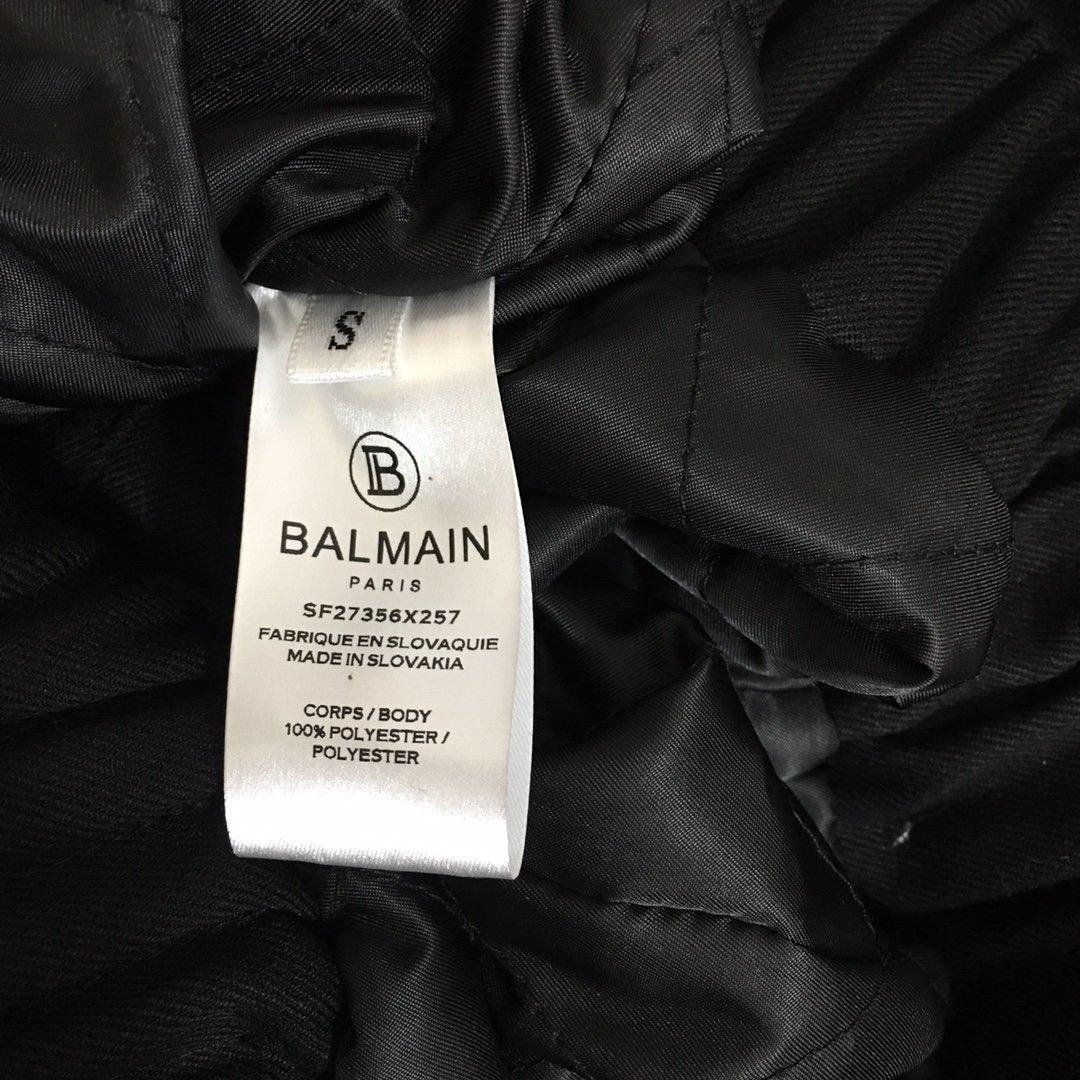 Balmain新款高端定制logo金