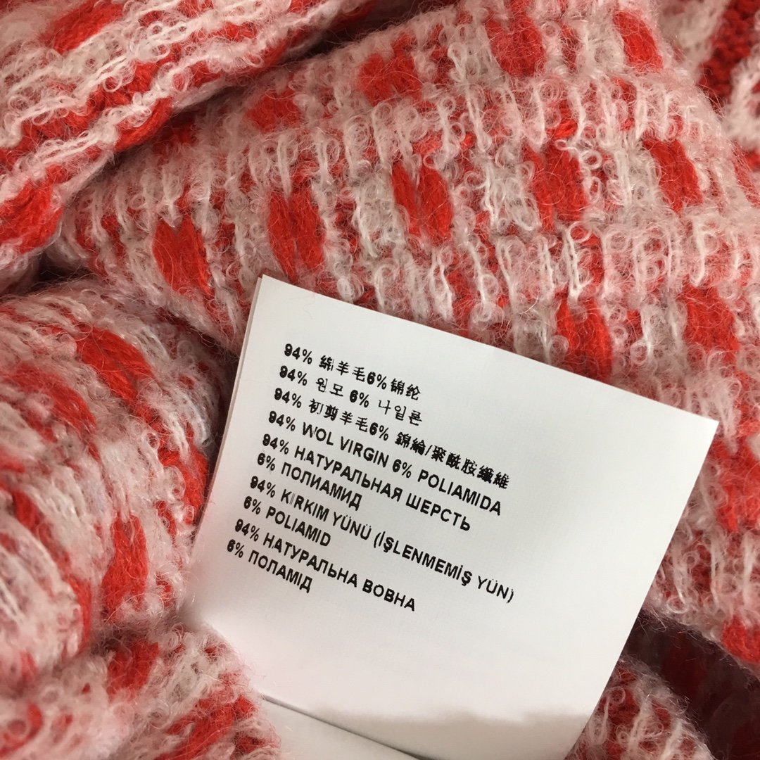 Miumiu新款气质蝴蝶结方格条纹羊
