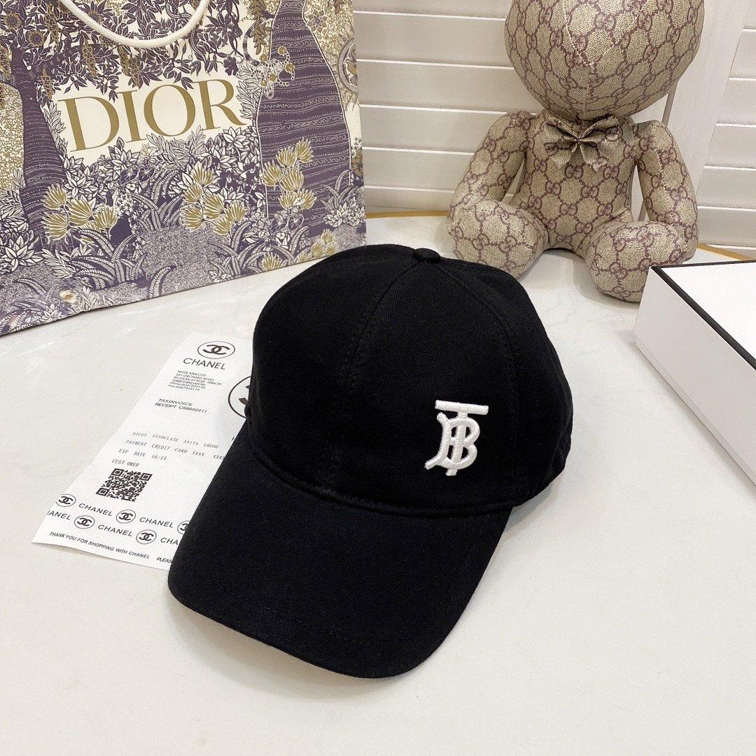 特巴宝莉2020专柜新款经典款棒球帽