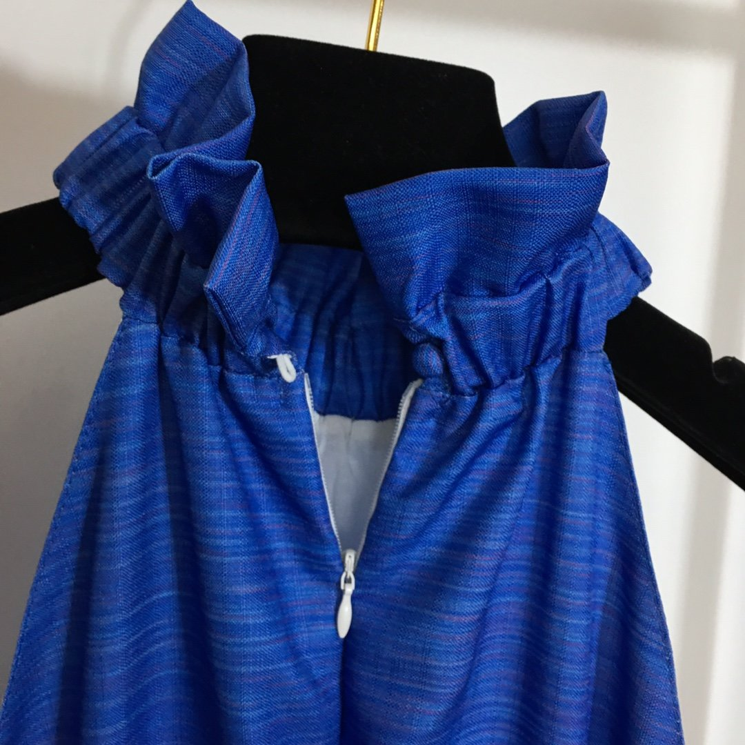 Zimmermann新款挂脖式皮带收