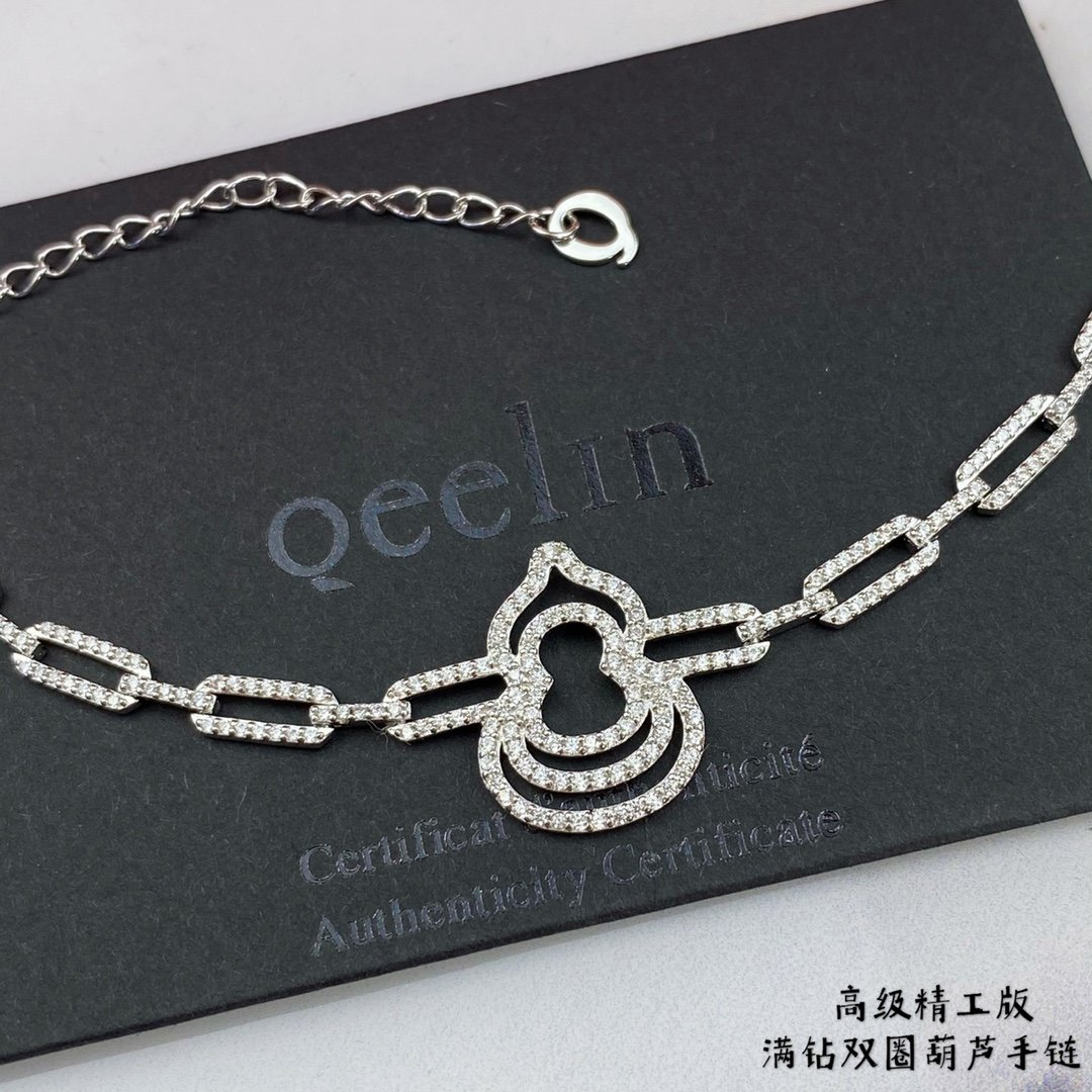 此款调价925Qeelin麒麟珠宝三