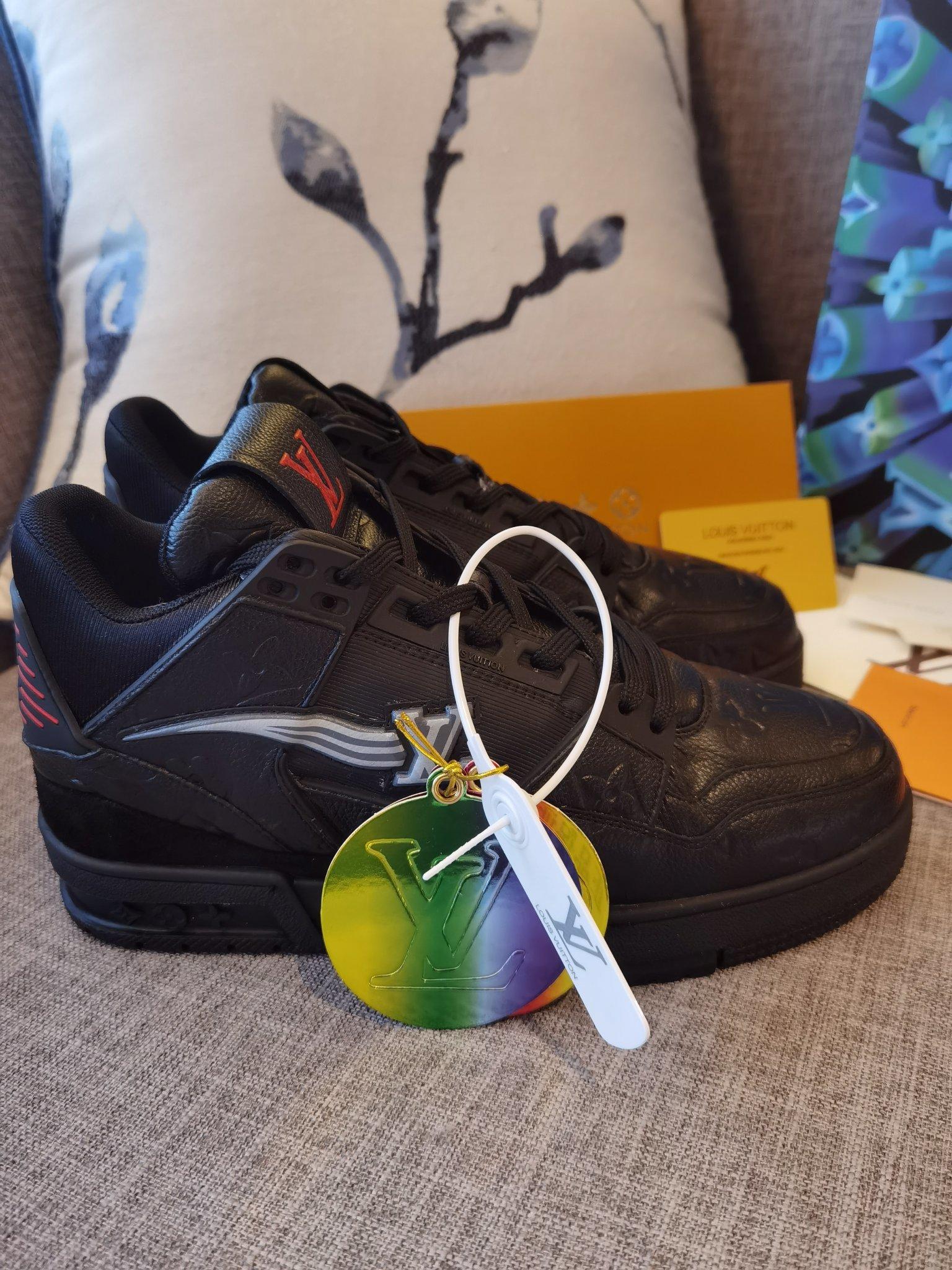 LV Trainer 运动鞋