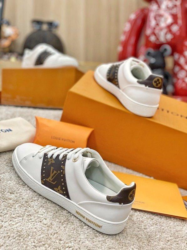 超火爆lv家驴牌2021最新小白鞋情
