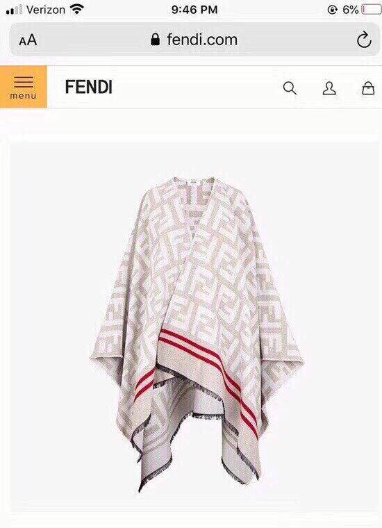免代购极品Fendi重磅最新经典FF