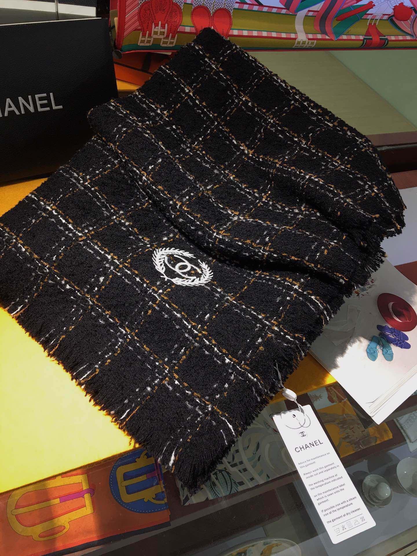 太美了!!!厉害的粗花呢编织披肩纱线