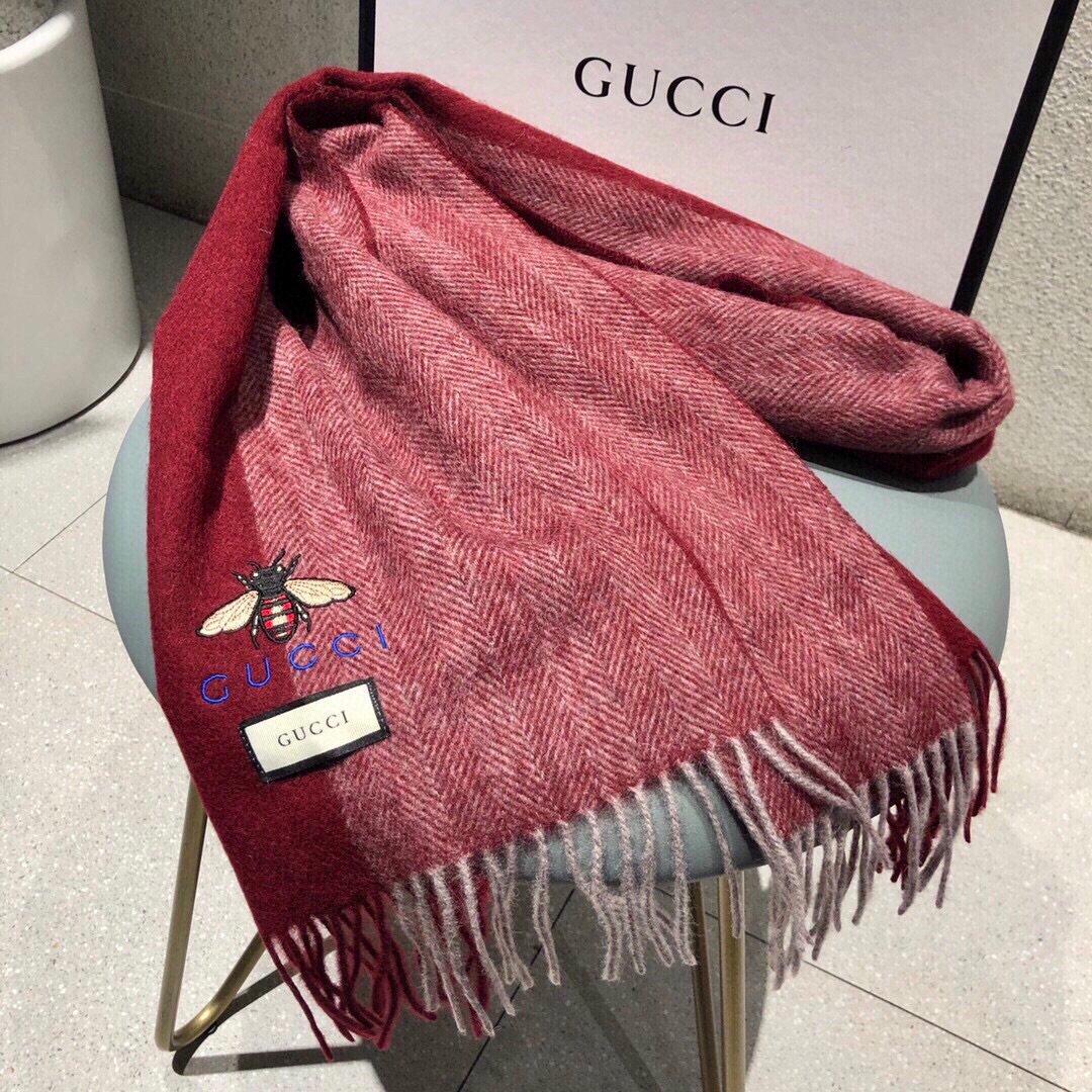 古奇Gucci2020巴黎时装展羊绒
