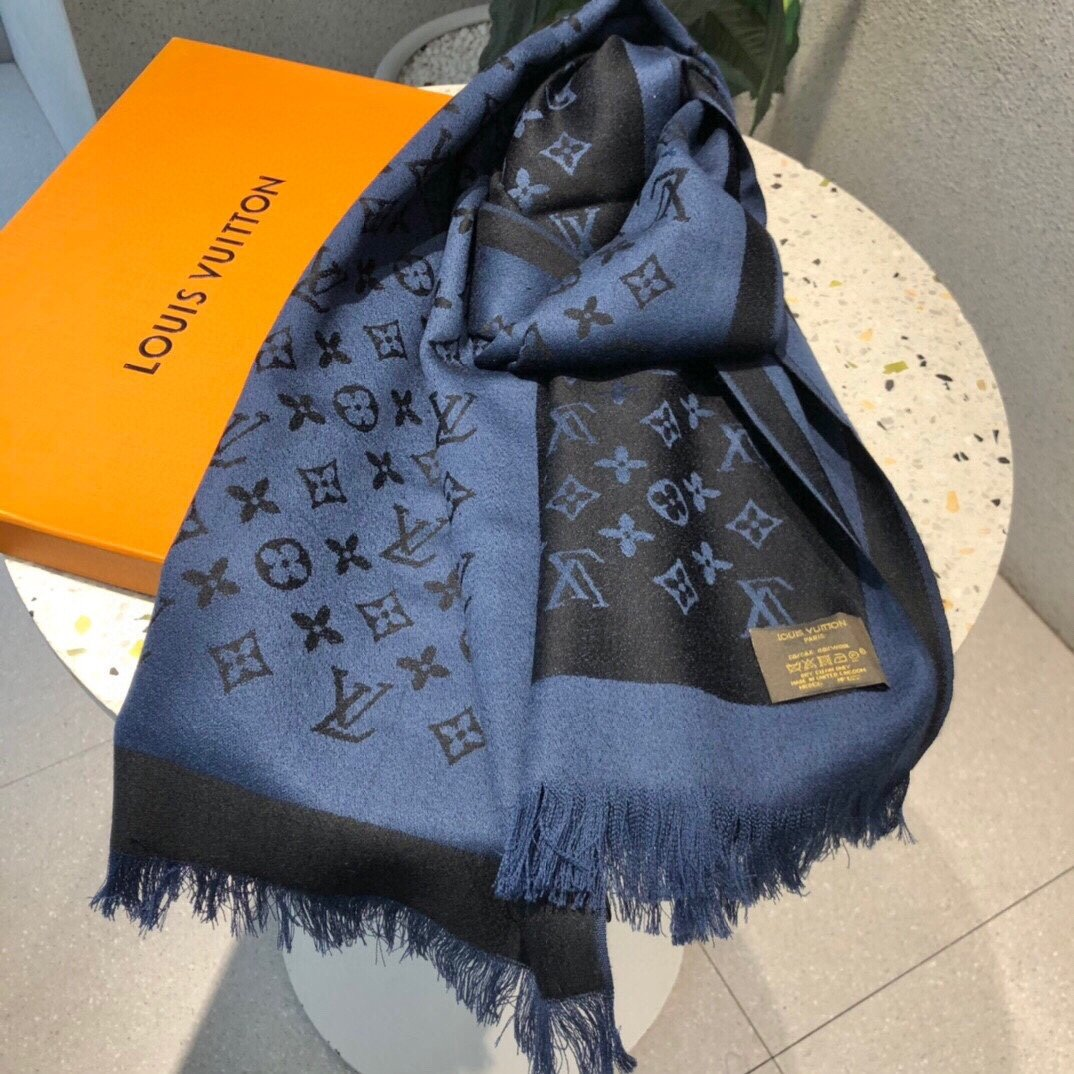 上新LV专柜最新款超级超级美的羊绒长