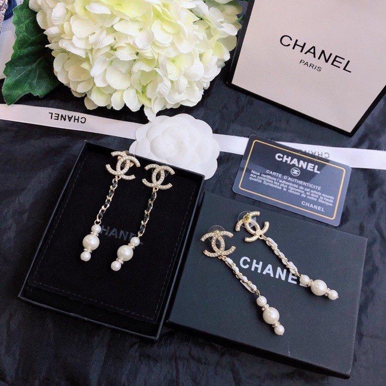 Chanel香奈儿小香耳吊热销款市面