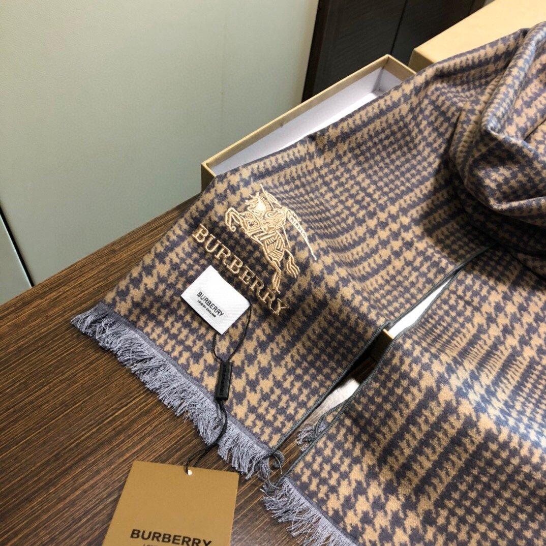 官网专柜同步超级正点巴宝利男女款围巾