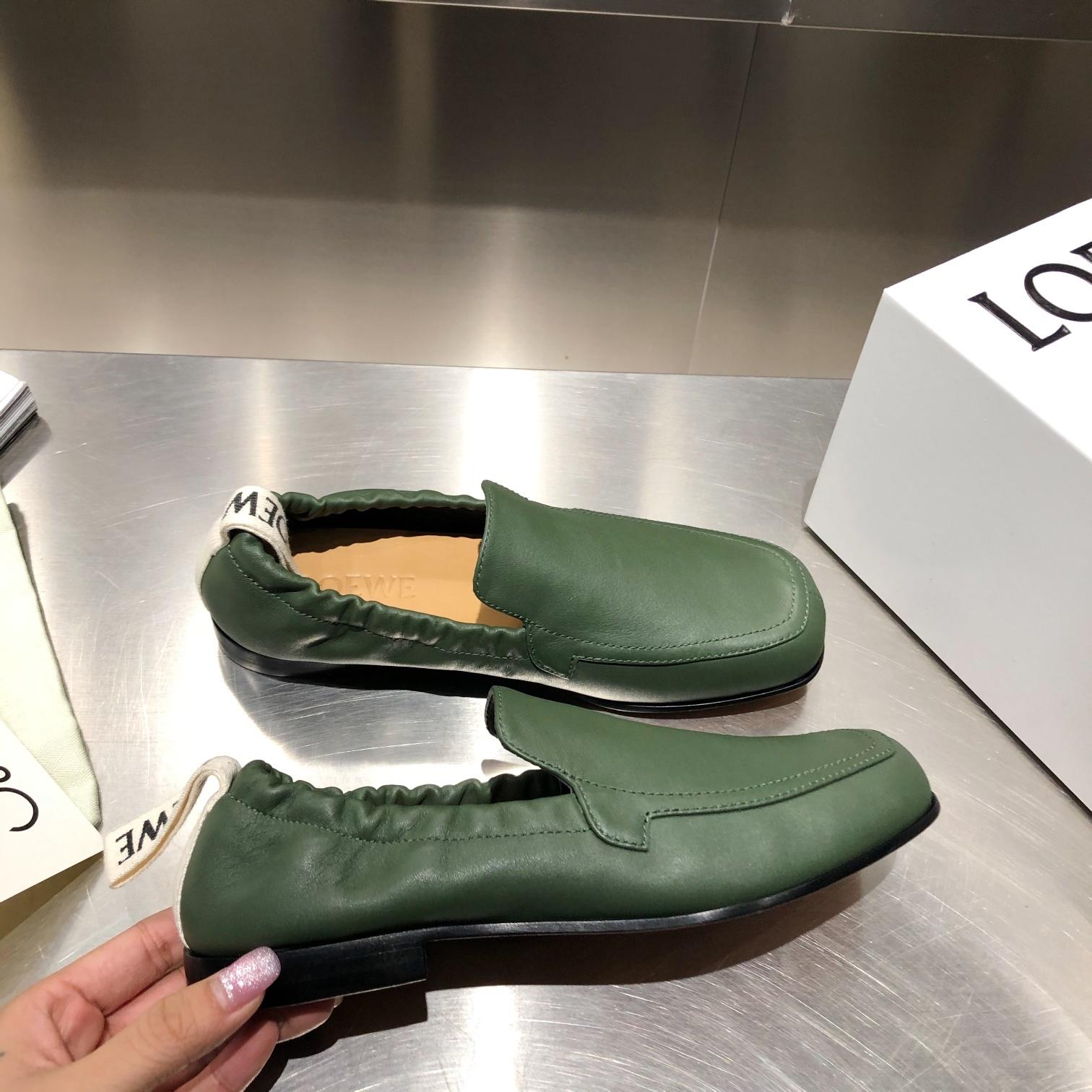 LOEW*2021早春新款单鞋loe
