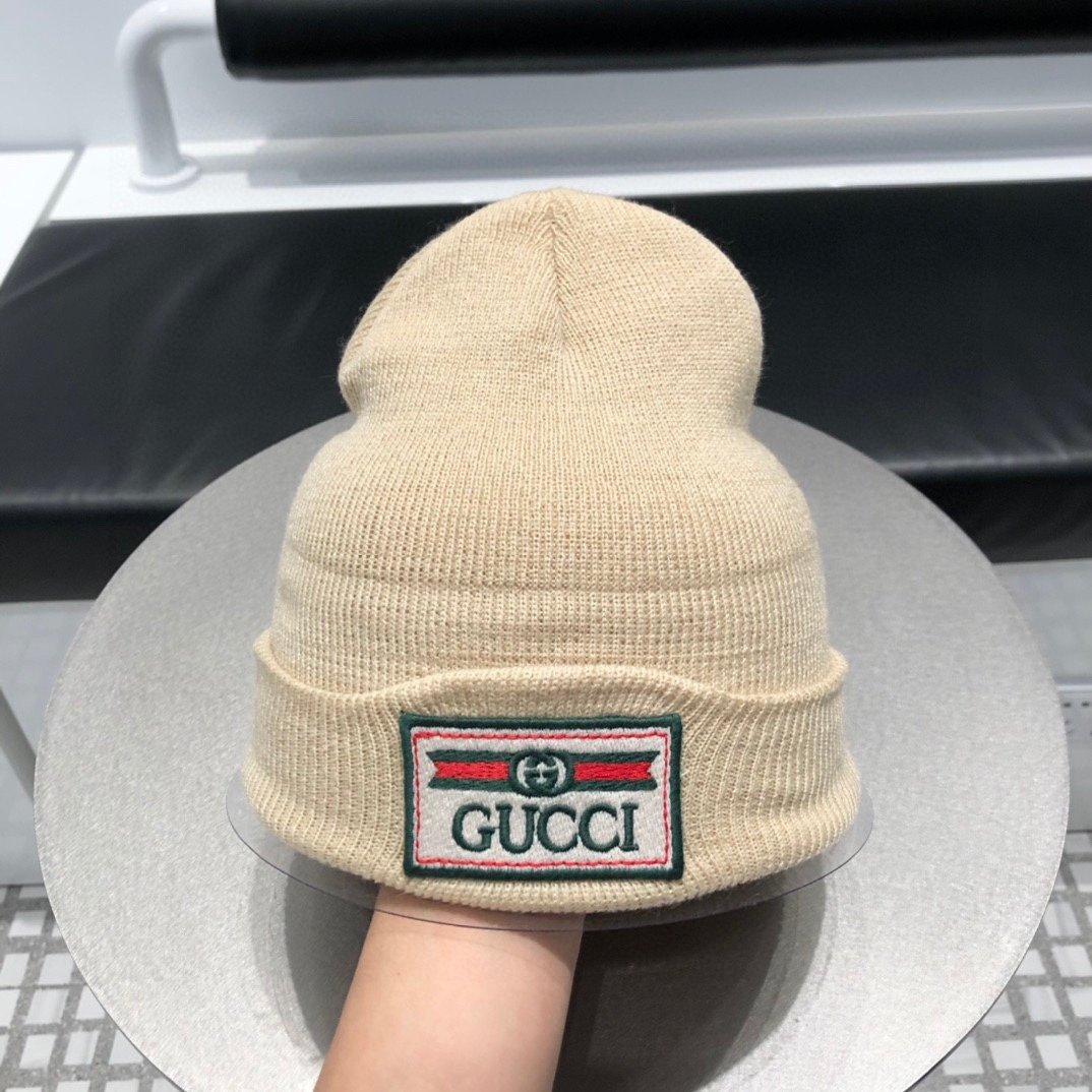 古奇GUCCI新品毛线帽保暖新品最新