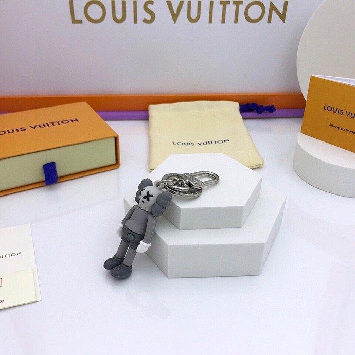 配图片原版包装LV钥匙扣挂件包包挂饰