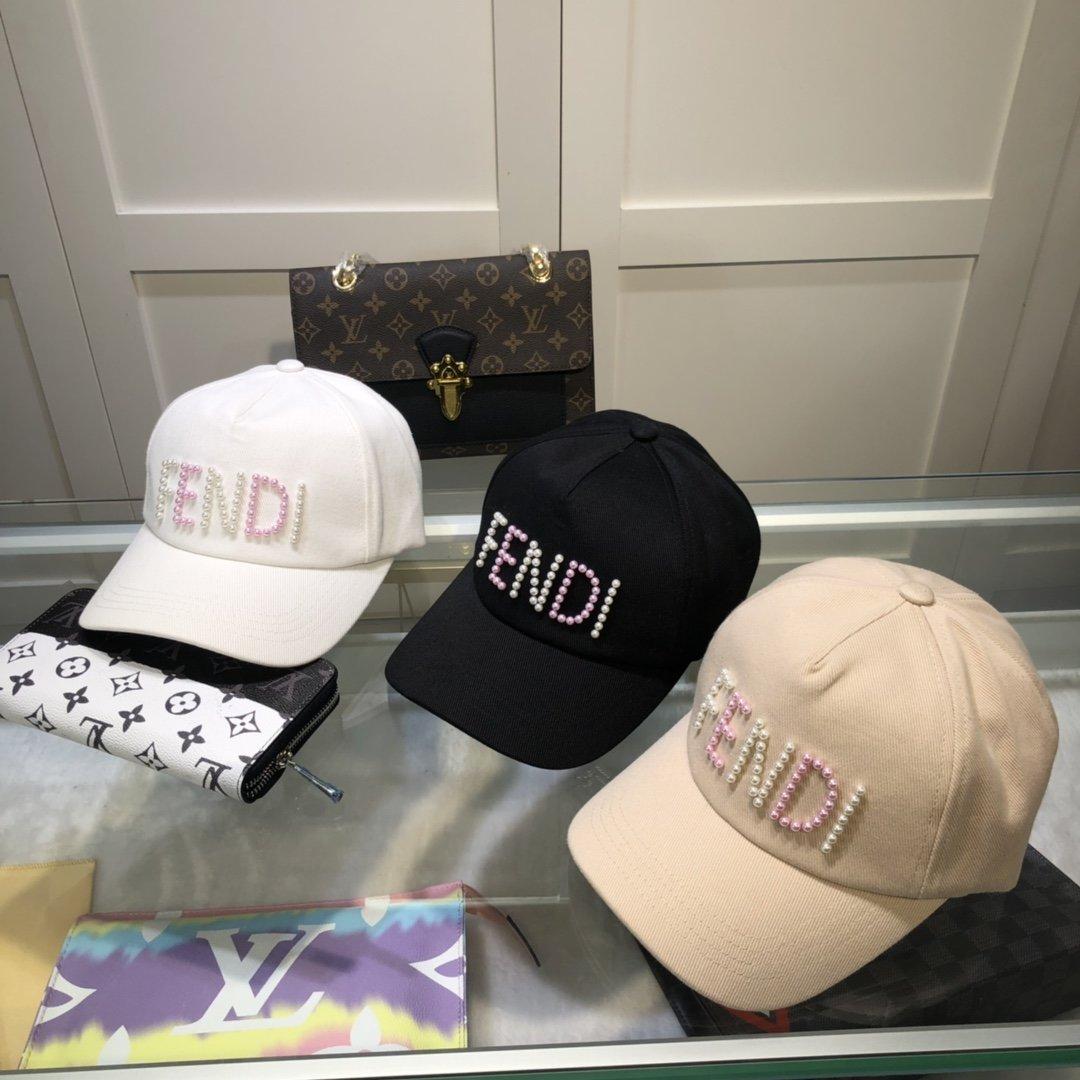 芬迪FENDI棒球帽2021官网新品