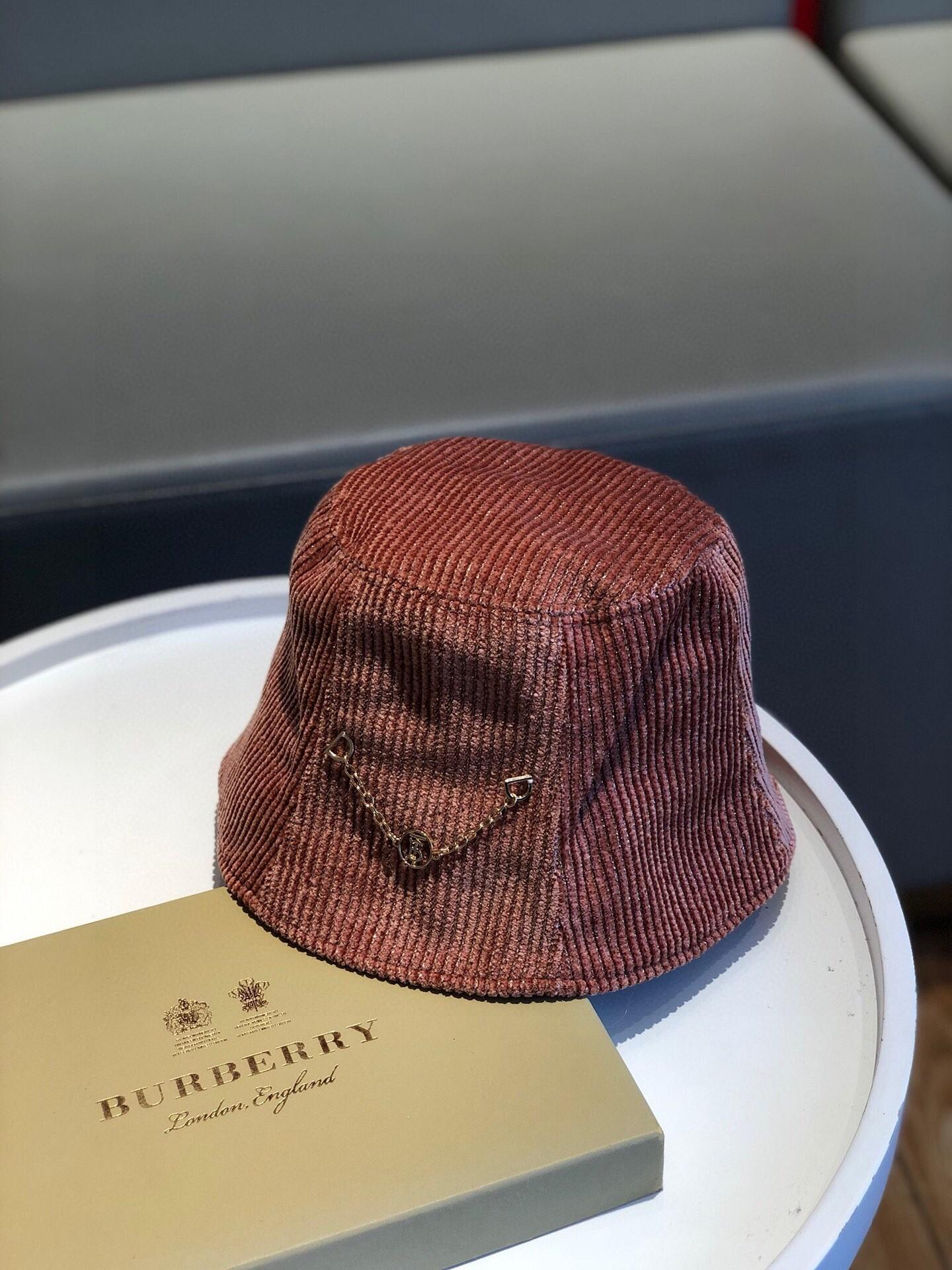特批Burberry博柏利渔夫帽TB