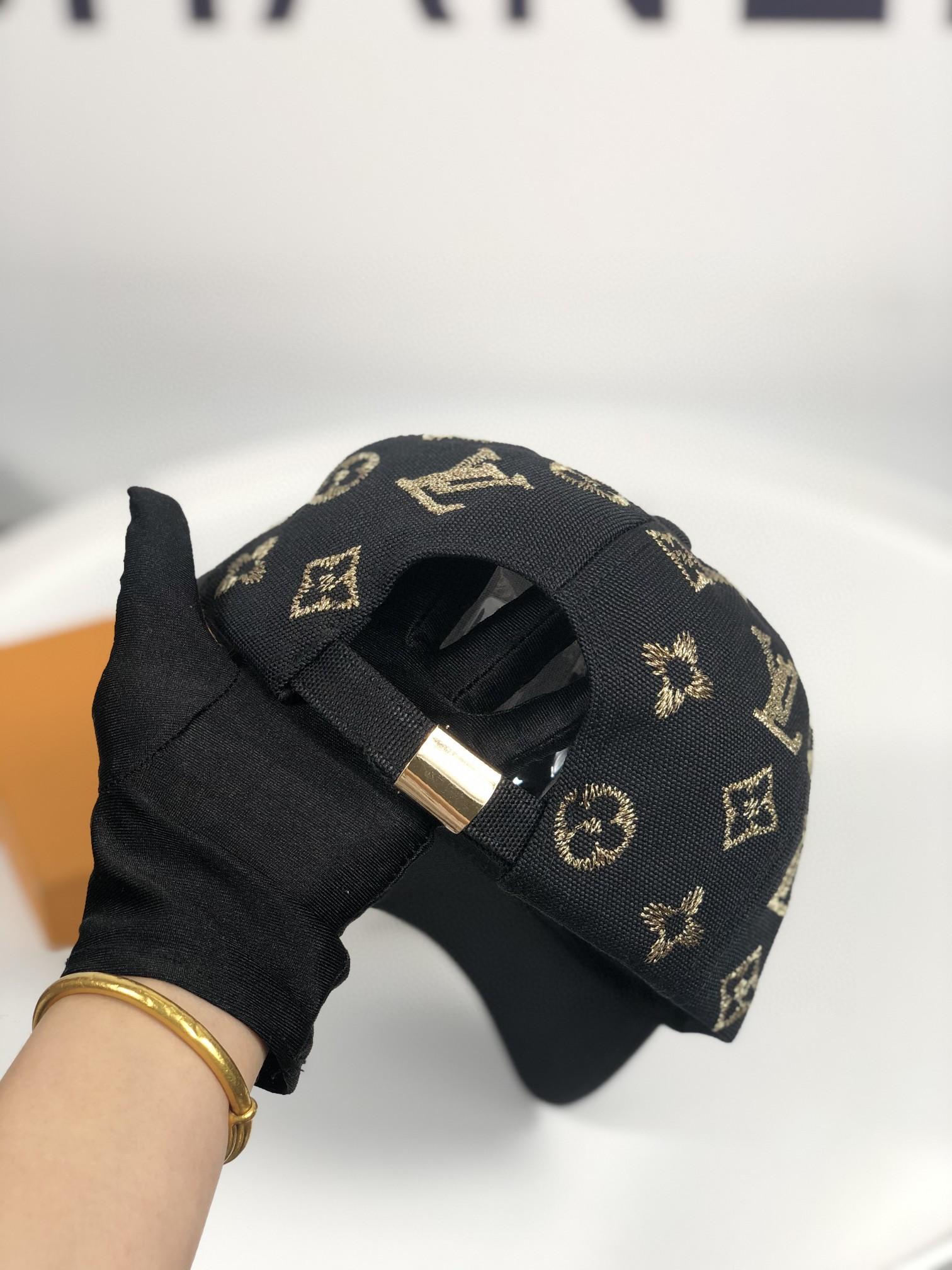 特批路易威登LV经典原单棒球帽纯棉材