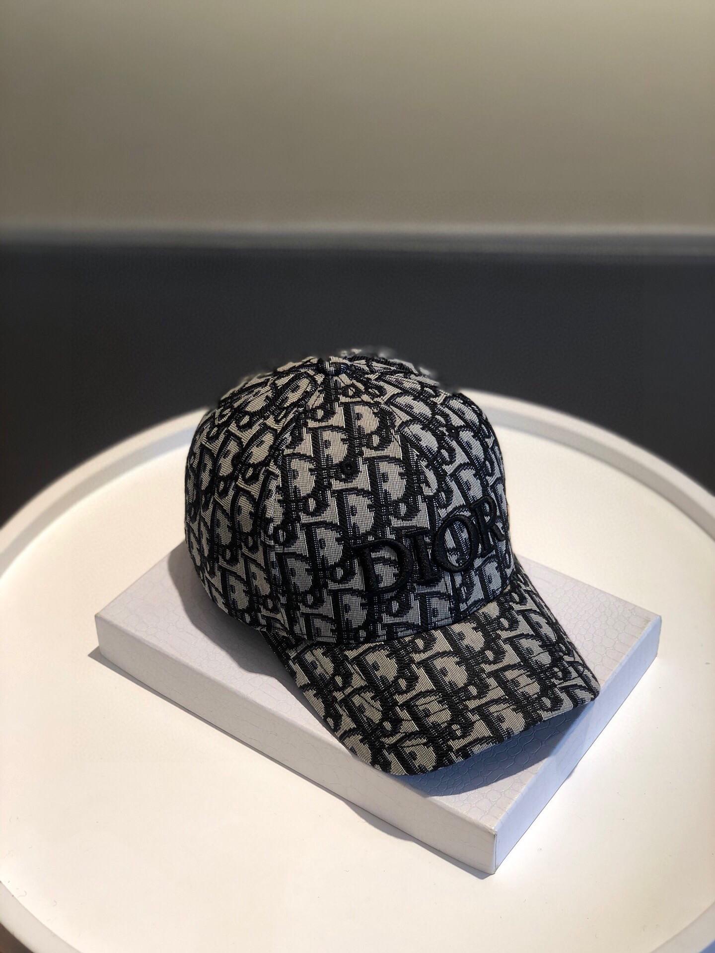 特批Dior迪奥棒球帽美美哒简约大气