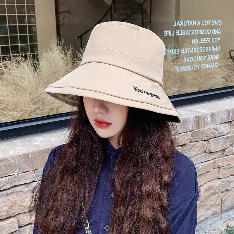 CHANEL香奈儿春夏新款太阳帽子女