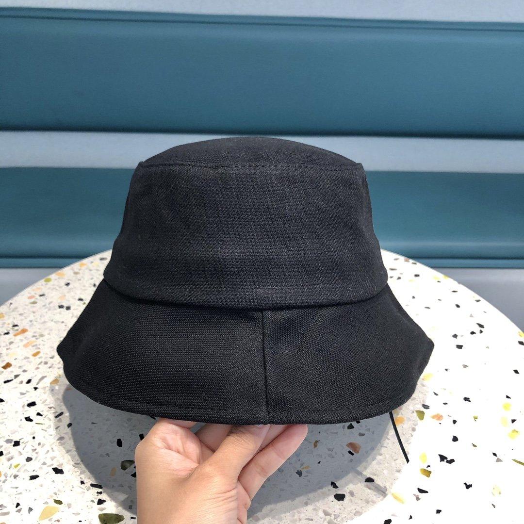 CHANEL香奈儿渔夫帽女春秋平顶大
