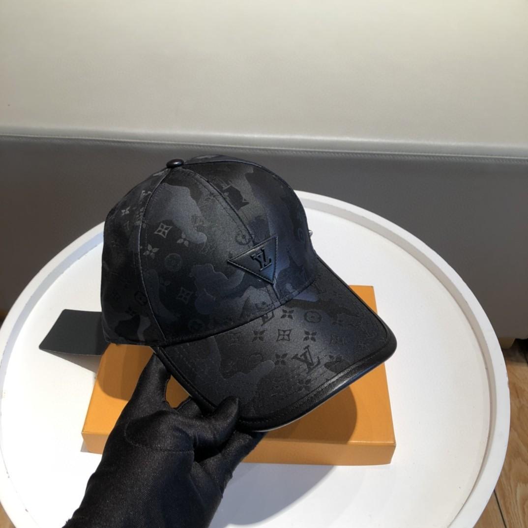 特批Lv2021新款风棒球帽爆款大牌
