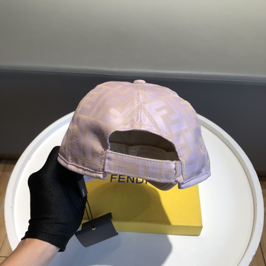 特批芬迪FF原单棒球帽专柜款难得牛货