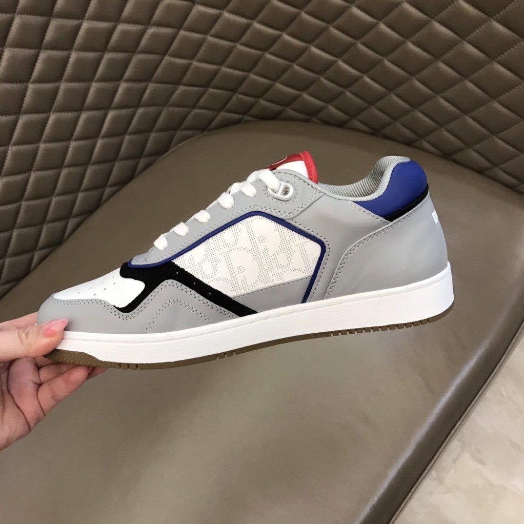 Dior情侣低帮B27休闲运动鞋D家