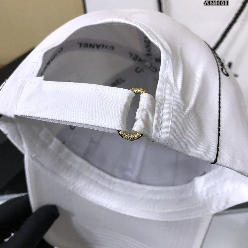 香奈儿CHANEL棒球帽最新设计简约