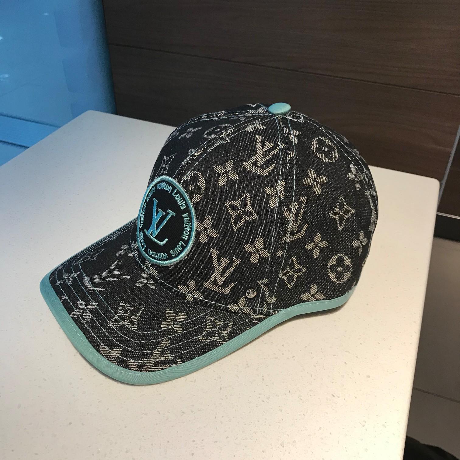 特批LV路易威登棒球帽采用高级丝棉面