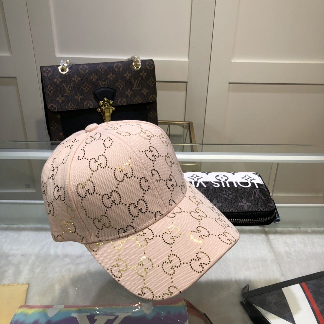 Gucci古琦2021新款原单棒球帽