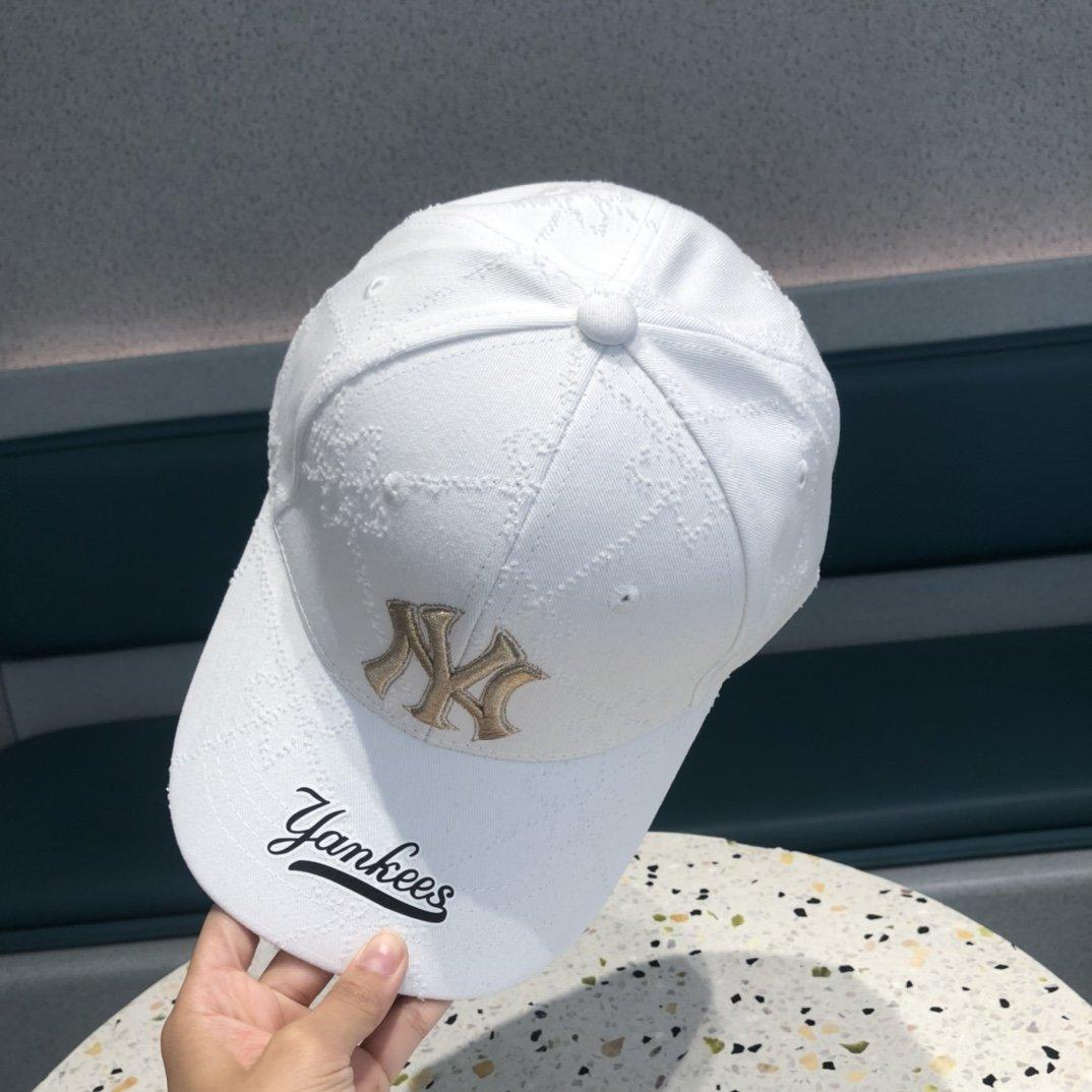 NY2021新款简约风棒球帽爆款大牌
