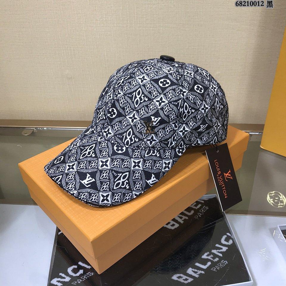 LV路易威登官网高版出货经典款棒球帽