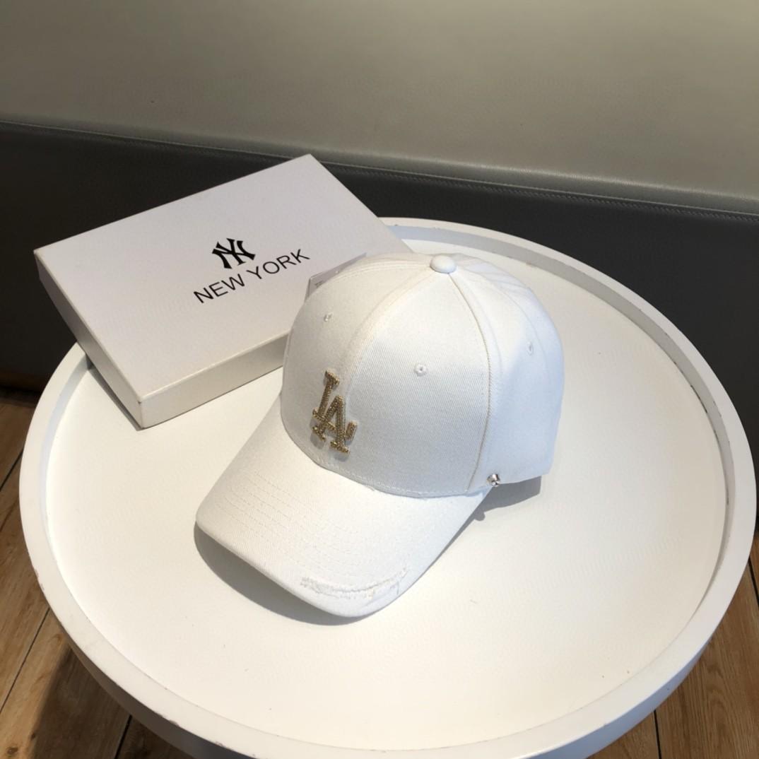 特批NY2021新款简约风棒球帽爆款