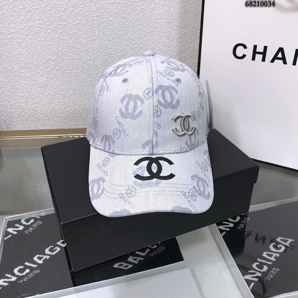 Chanel香奈儿棒球帽爆款回货升级