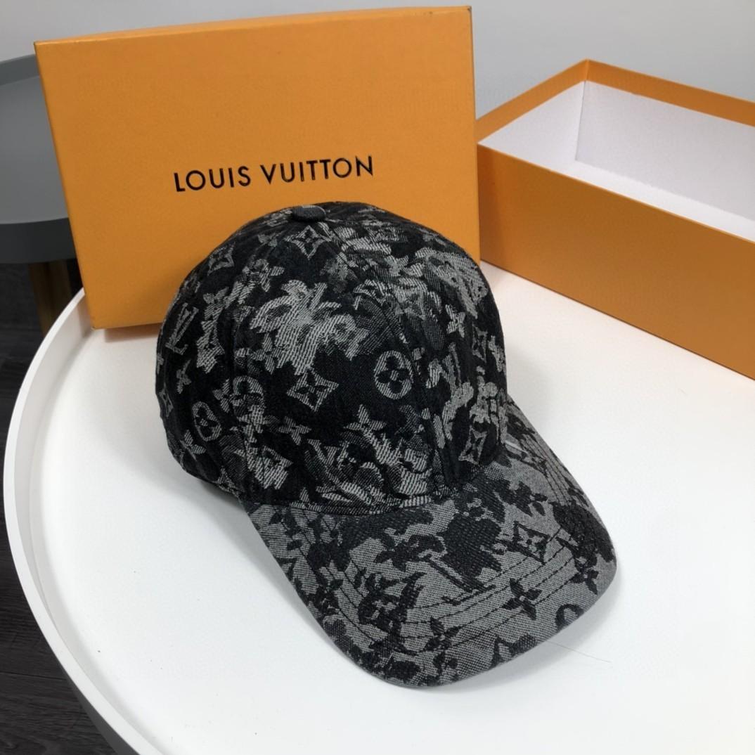 特价路易威登LV牛仔棒球帽新色做旧牛