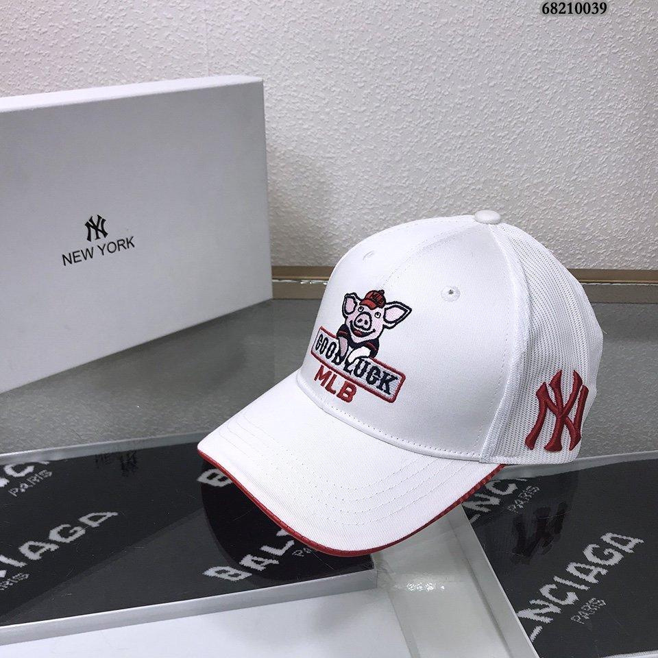 MLB-NY新款棒球帽型很赞整体做工