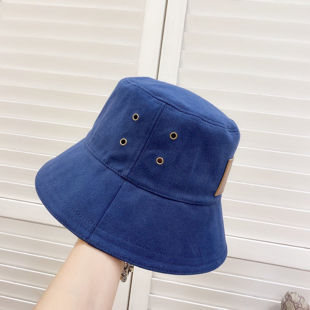 特#LV2021新款韩版潮品渔夫帽细