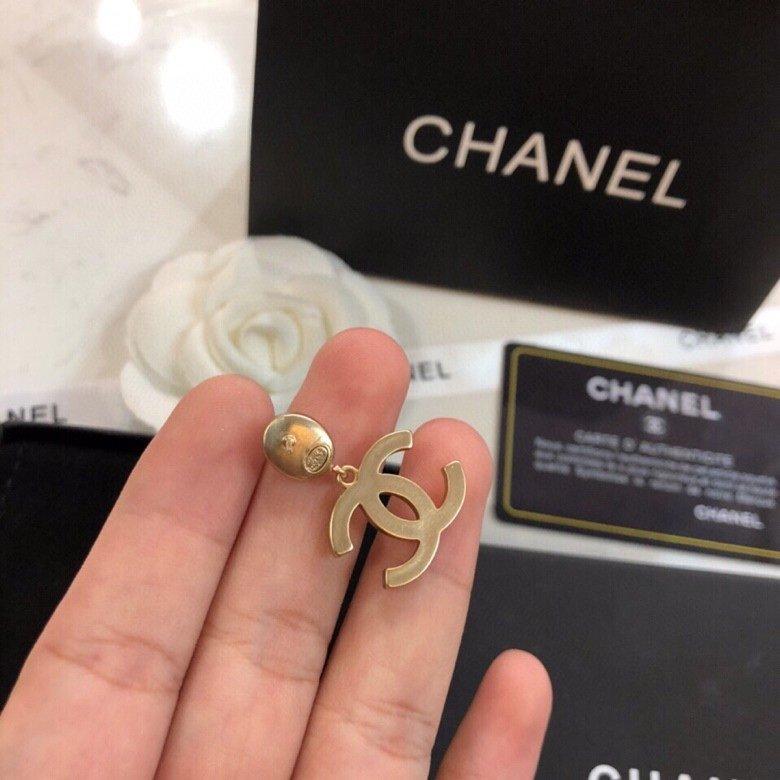 Chanel香奈儿耳钉小香耳钉耳环热