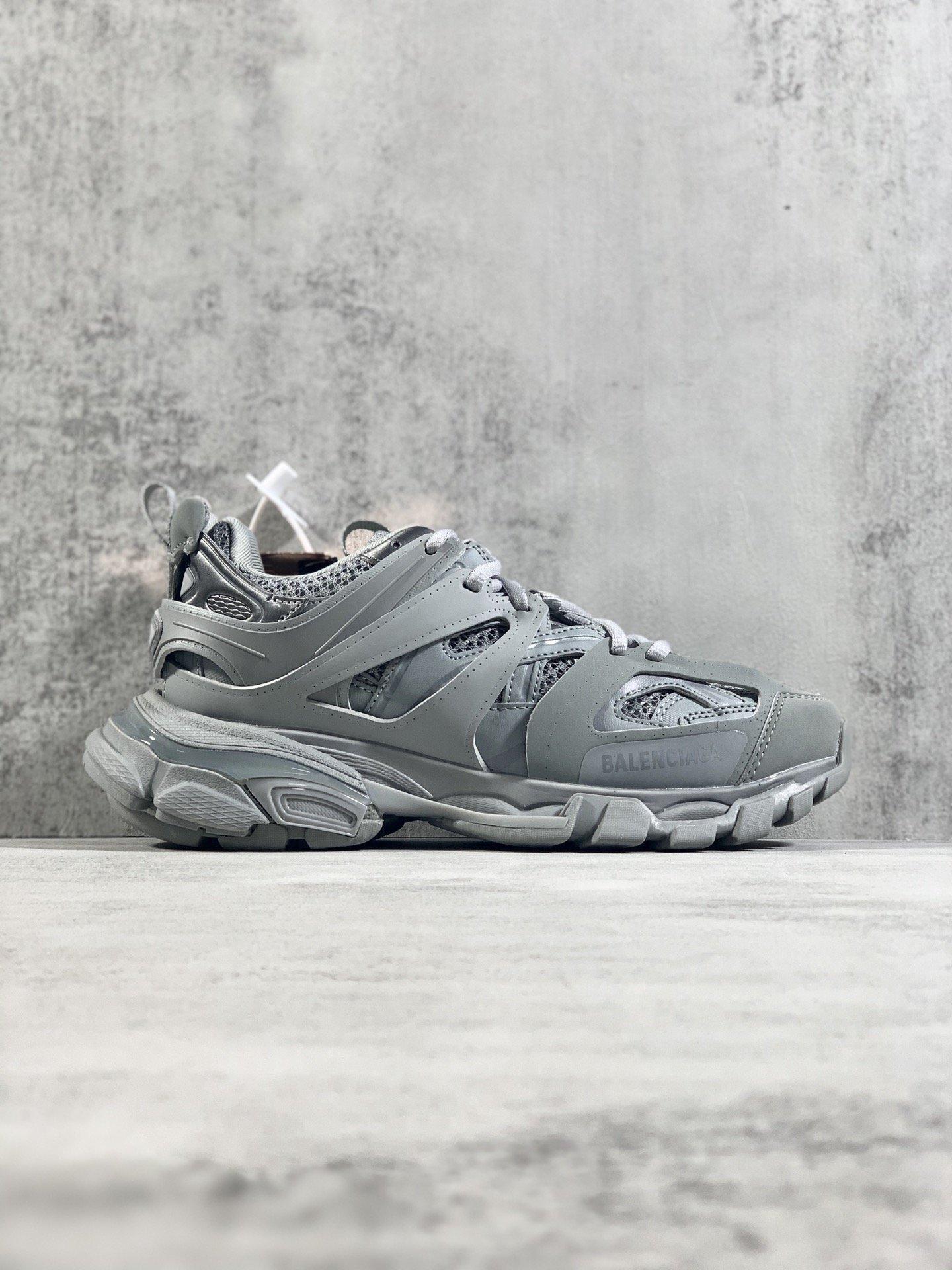 巴黎世家3.0 三代户外概念鞋