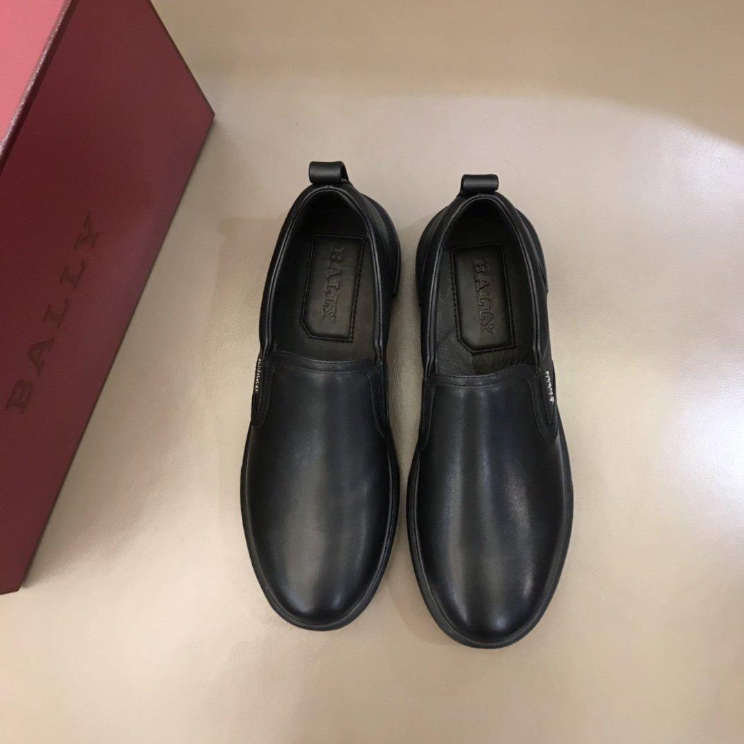 Bally2021春季新款男士运动鞋