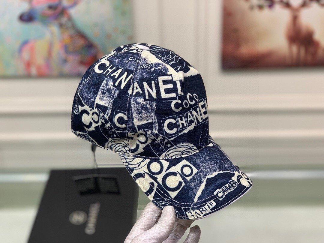 配盒子布袋Chanel香奈儿原单棒球
