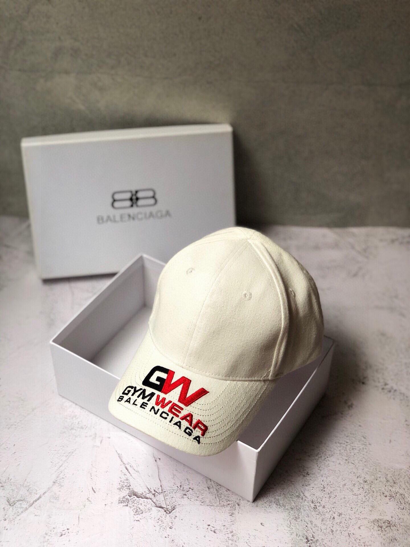 巴黎世家棒球帽Balenciaga棒
