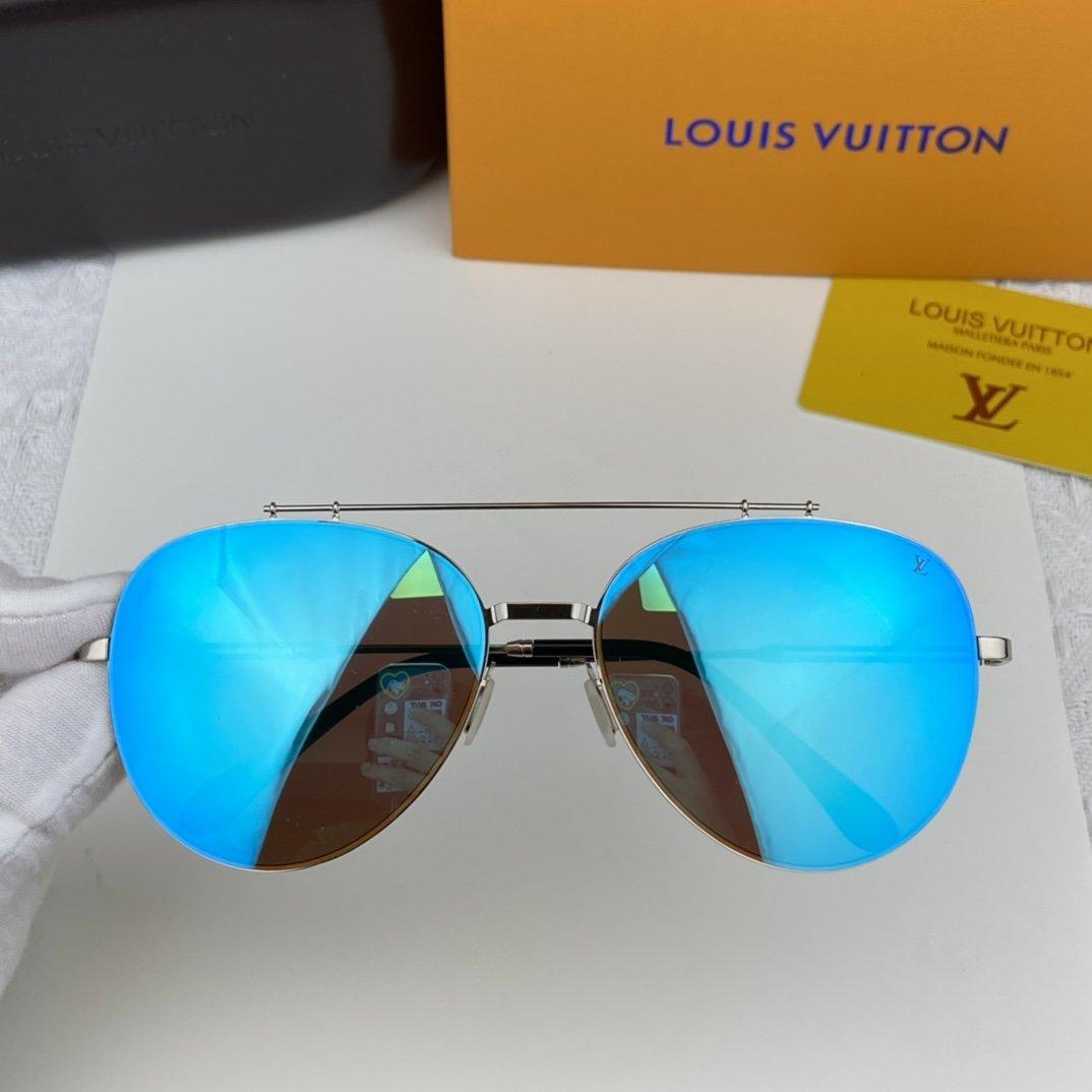 LV路易威*新款LV墨镜真空电镀精选
