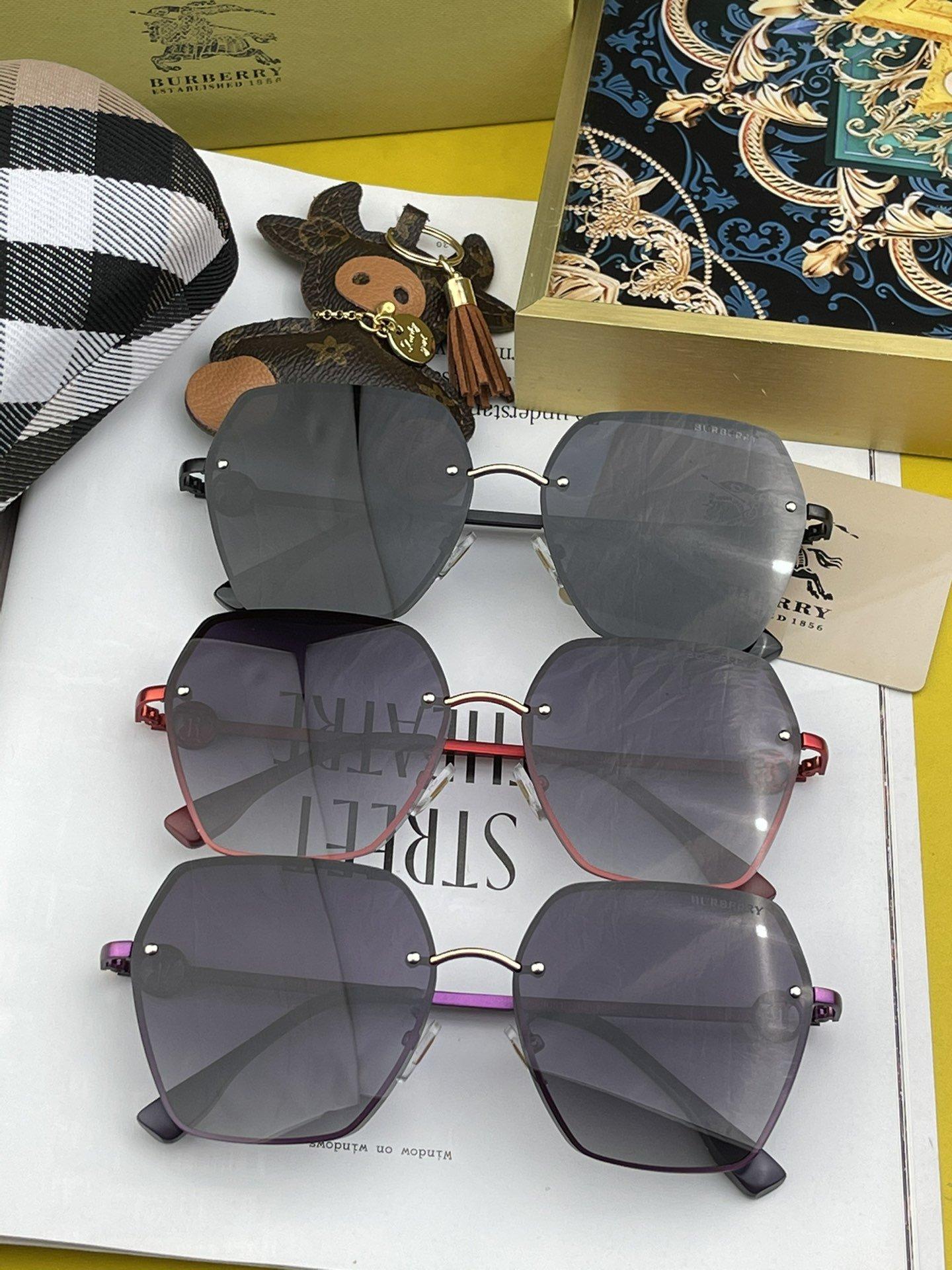 偏光系列太阳镜原版出货巴宝莉网红超爆