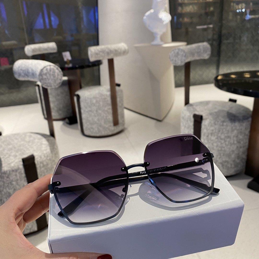 Dior偏光2021新款时尚高雅墨镜