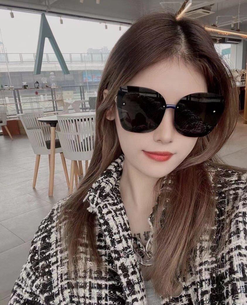 Chane2021新款女装太阳眼镜镜