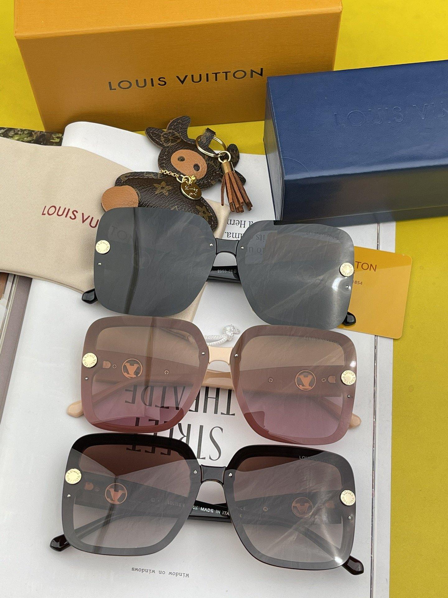 TR偏光系列lv大框太阳镜墨镜经典的