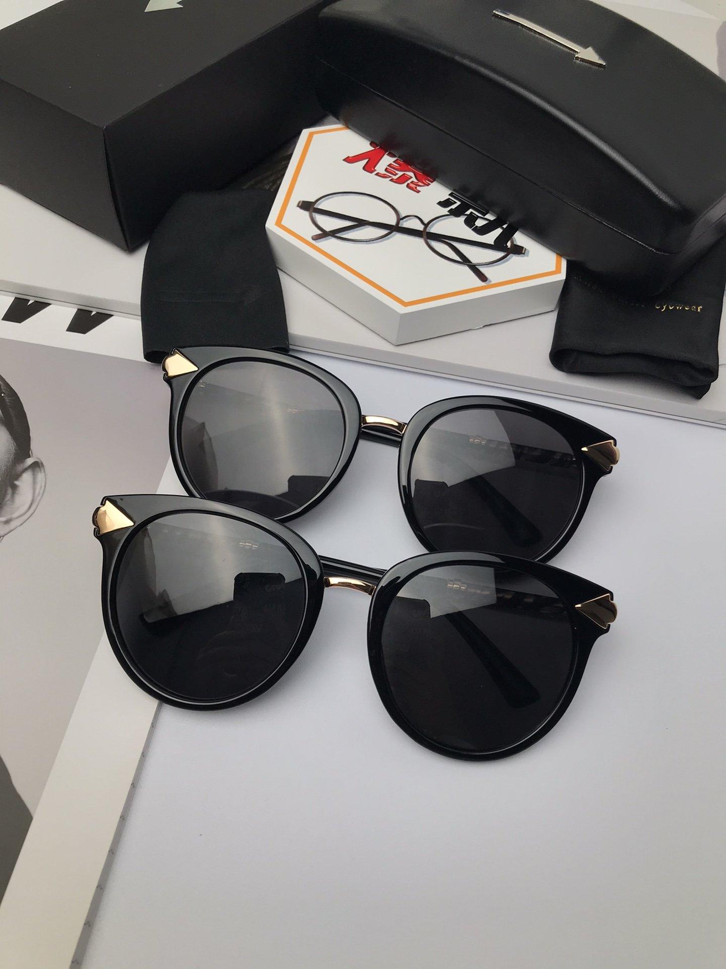 新款:品牌凯伦沃克男士女士偏光太阳镜