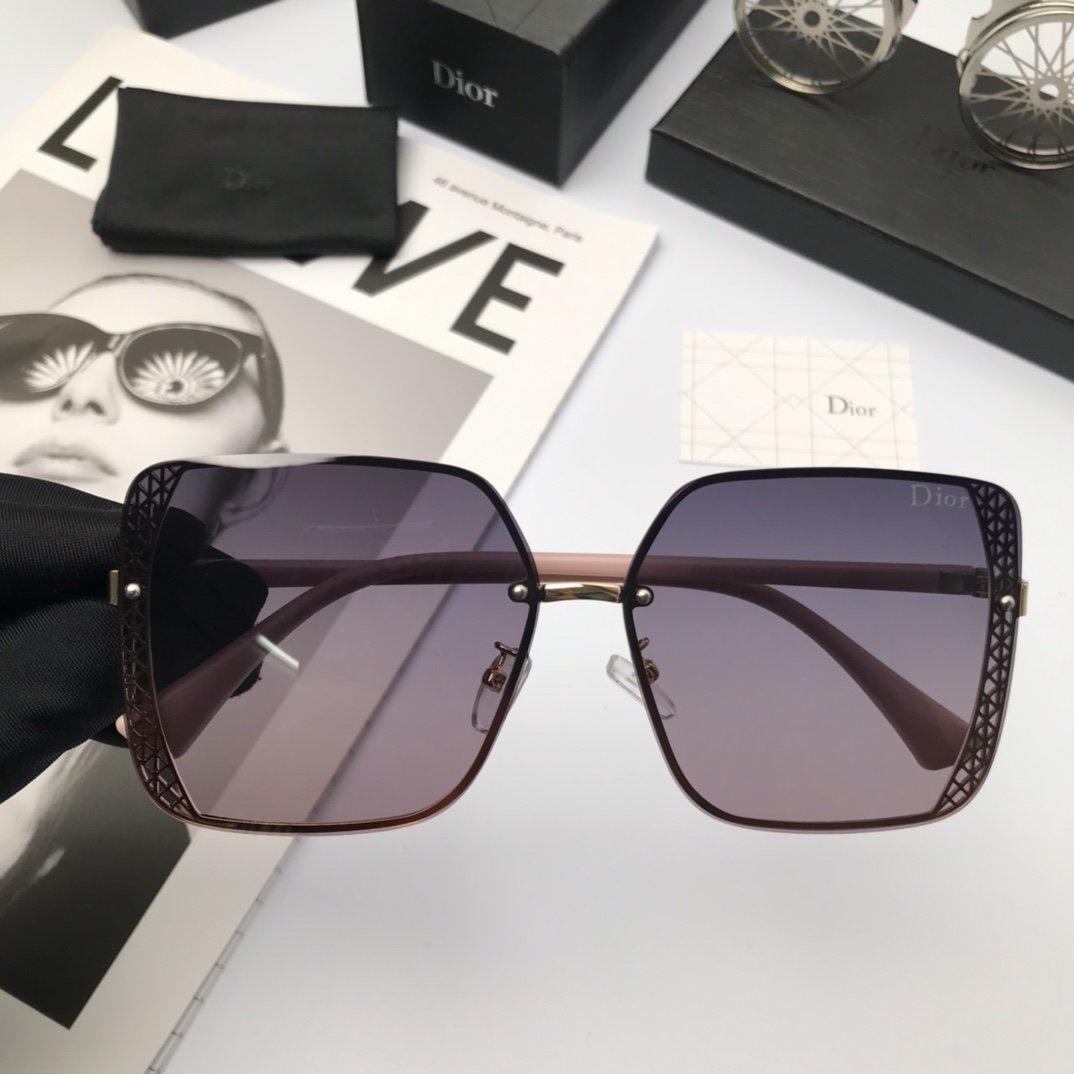 新款:品牌Dior迪奥女士偏光太阳镜
