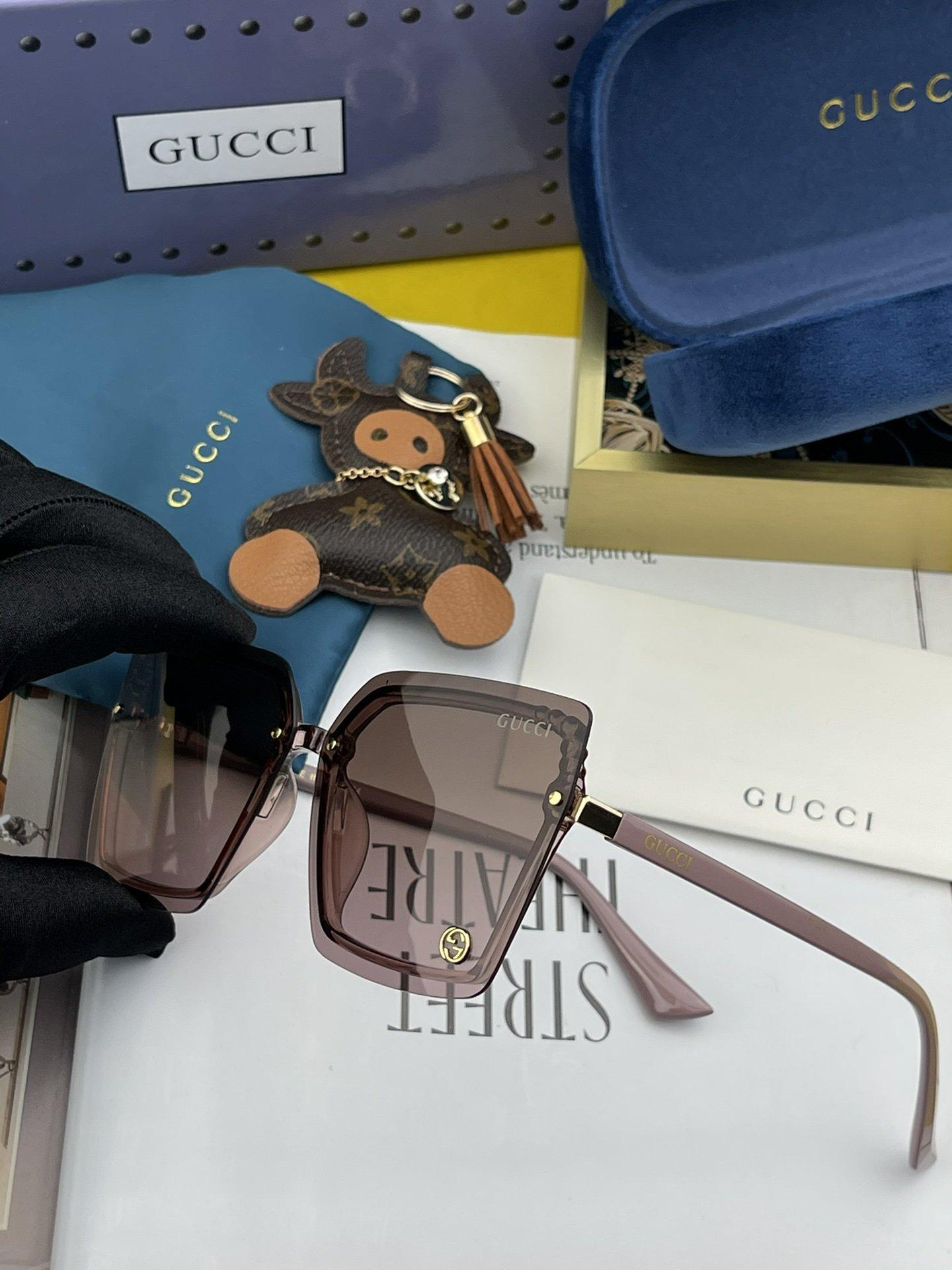 TR偏光系列Gucci经典的方框设计