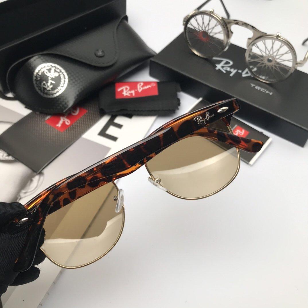 新款:品牌雷朋男士女士偏光太阳镜TR