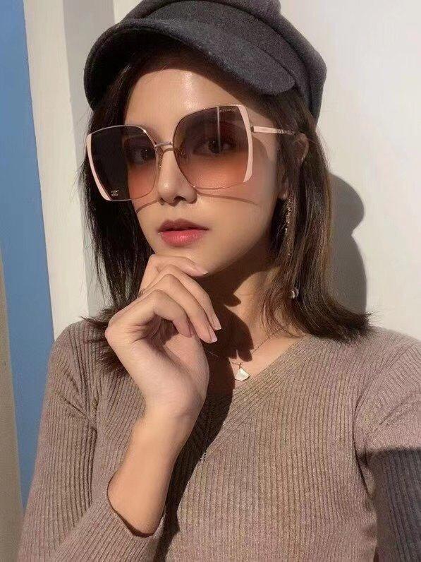 CHANEL香奈儿新款眼镜太阳镜墨镜